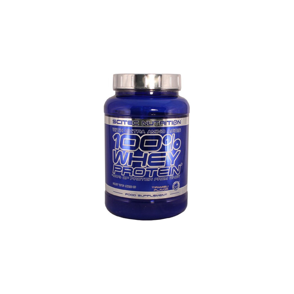 Scitec Nutrition 100% Whey Protein...