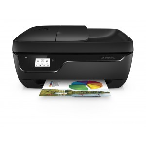 IMPRESORA OFFICE JET HP 3832