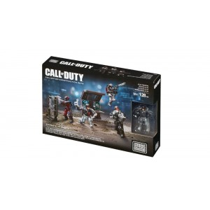 Mega Block Call of Duty CNC68 Soldados Atlas