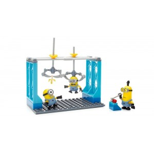 MEGA BLOKS MINIONS DESPICABLE ME FACTORY FIASCO