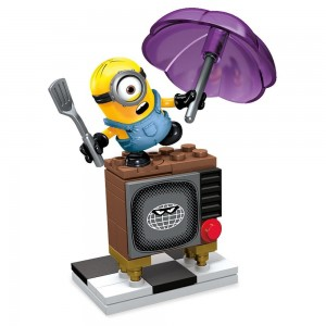 MEGA BLOKS MINIONS MOVIE FUN
