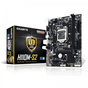 Gigabyte Placa Base H110M-S2 DDR3 mATX LGA1151 REFURBISHED