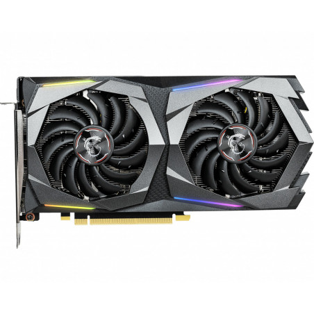 MSI GeForce GTX 1660 Ti Gaming X 6 GB GDDR6 (Embalaje genérico) Reacondicionado