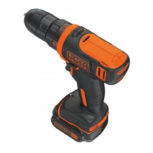 Black and Decker 10.8 V Lithium-Ion Compact REFURBISHED