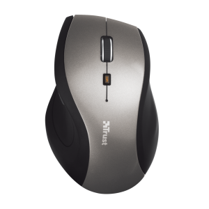 SURA WIRELESS MOUSE - BLACK/GREY