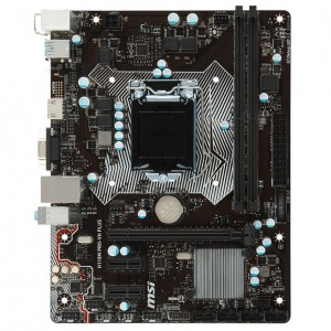 MSI Placa Base H110M PRO-VH PLUS mATX LGA1151 REFURBISHED