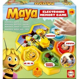 EDUCA MAYA ELECTRONIC GAME
