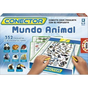 EDUCA CONECTOR MUNDO ANIMAL