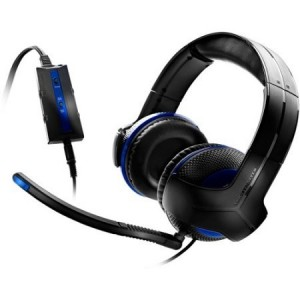 AURICULARES Y250P WIRED GAMING (PS3/PS4/PC) THRUSTMASTER