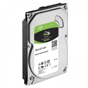 "Seagate BarraCuda 3.5"" 1TB SATA3 REFURBISHED"