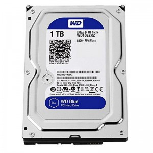 Disco Duro WD Blue 1TB SATA3 REFURBISHED