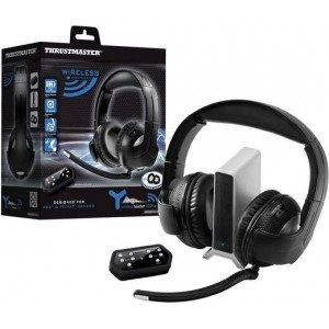 AURICULARES Y400P WIRELESS GAMING (TV/PS3/PS4/PC/MAC) THRUSTMASTER