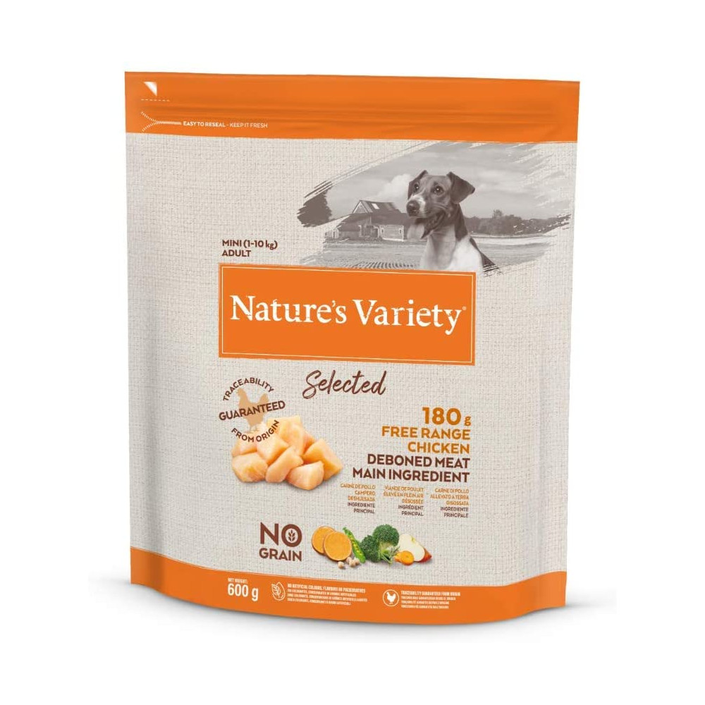 Nature's Variety Selected, Pienso...