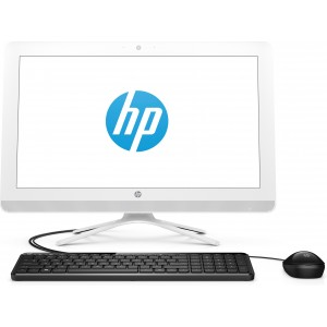 All in One HP 22-b334nf  i3-7100U 4GB 1TB 21.5 Reacondicionado