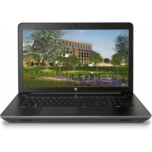 Portátil HP ZBook 17 G4 i7-7700HQ 8GB 256SSD 17.3 Reacondicionado