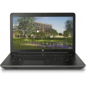 HP ZBook 17 G4 i7-7700HQ 8GB 256GB SSD Quadro M1200 17.3 Reacondicionado