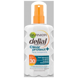Delial Solar Spray Clear...
