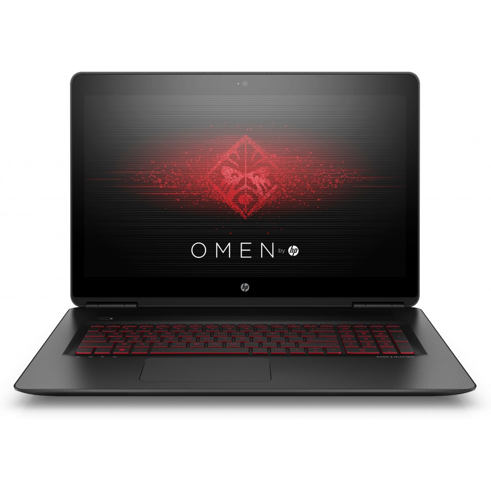 Portátil HP OMEN 17-w203ns i7-7700HQ  8GB 1TB 128SSD GT1050 17.3 Reacondicionado