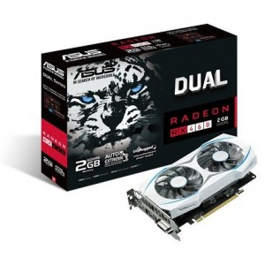 GRAFICA DUAL-RX460-2G Reacondicionado