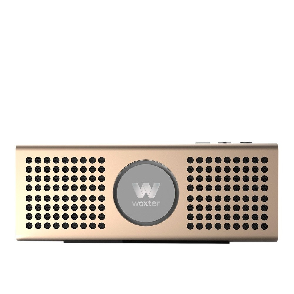 WOXTER BIG BASS BT-20 GOLDEN Reacondicionado