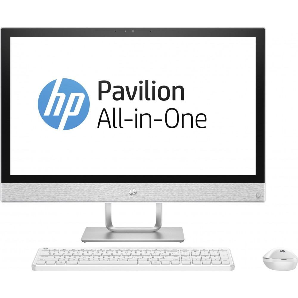 HP Pavilion i5-7400T 8GB 1TB 23.8 All in One 24-r056nf Reacondicionado