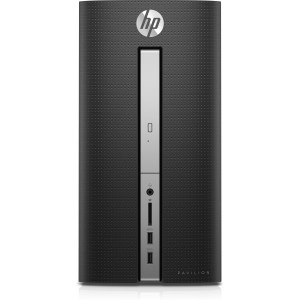 HP Pavilion AMD A10 8GB 1TB R5 Sobremesa 570-p078nl Reacondicionado