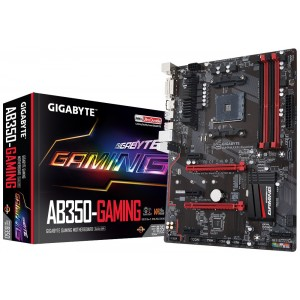 GIGABYTE AM4 DDR4 AB350-GAMING GAAB35GM-00-G Reacondicionado