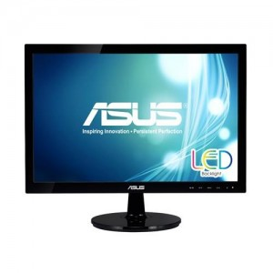 "Monitor Asus VS197DE 18.5"" LED 1366x768 5ms Reacondicionado"