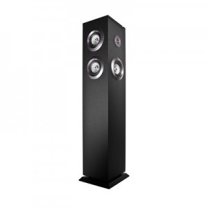 Energy Tower 8 Bluetooth 100w RMS 7 Altavoces Negr