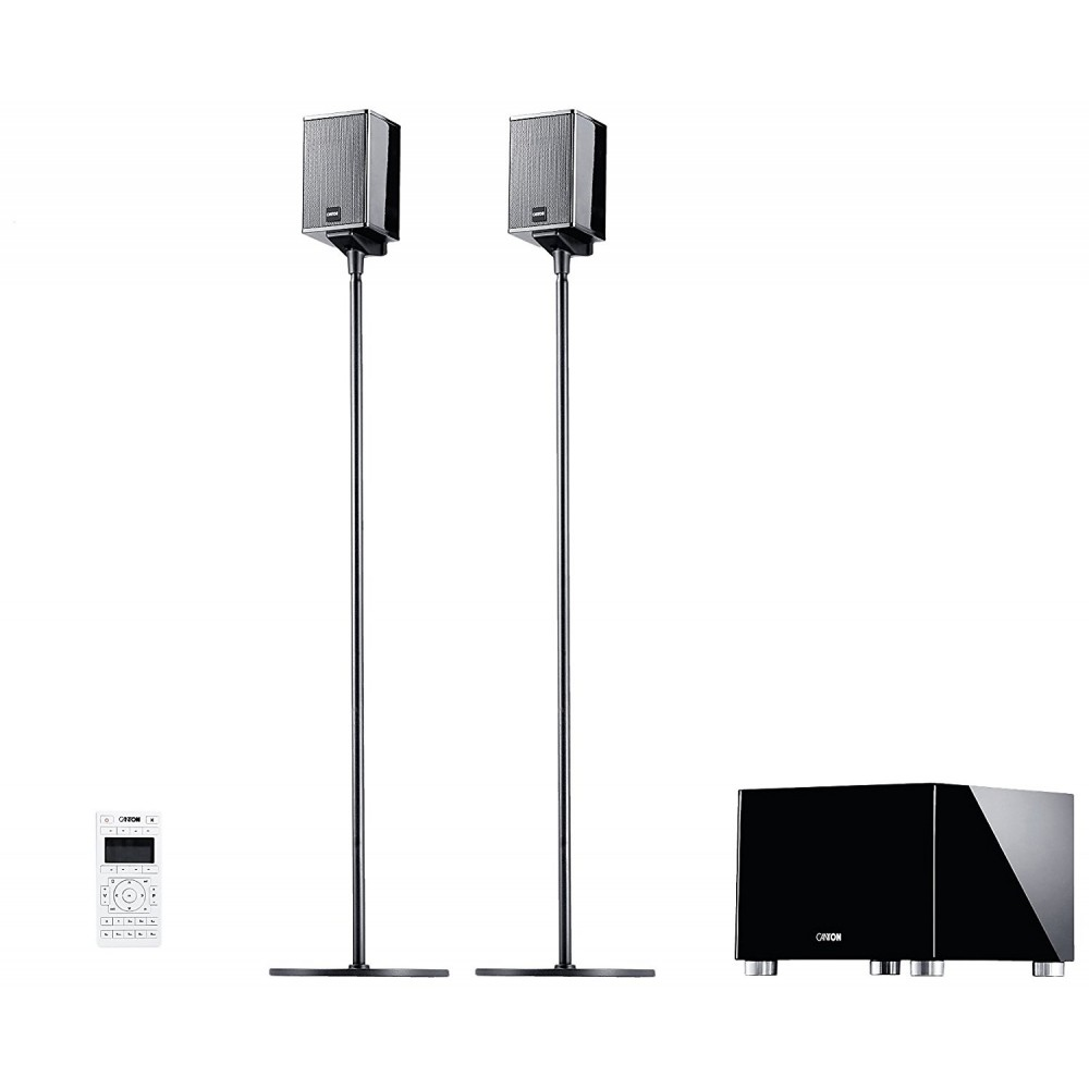 Sistema Home Cinema - Canton Digital...