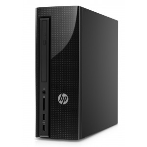 HP Slimline 260-a123nf Celeron 4GB 500GB Reacondicionado