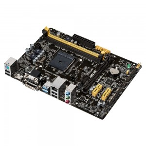 PLACA BASE MICROATX AM1M-A