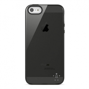 Case iPhone 5 Black TPU