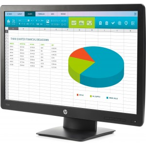 "Monitor HP P203 20"" HD 5ms Reacondicionado"