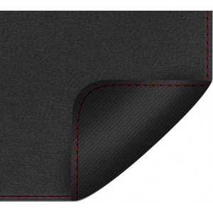 SPEEDLINK GLORIUM Soft Touch Gaming Mousepad, black