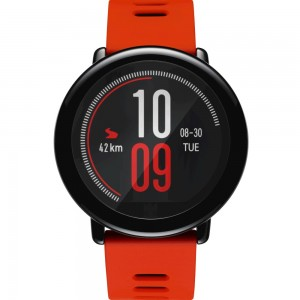 XIAOMI SMART WATCH AMAZFIT PACE RED, PANTALLA TACTIL 1.34 Reacondicionado
