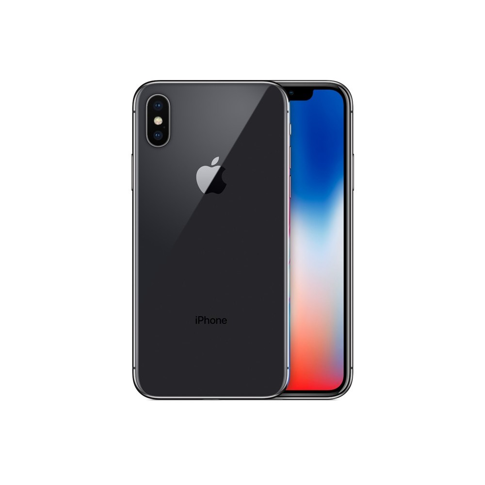 iPhone X 64GB Gris Espacial Reacondicionado