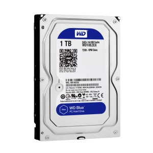 Western Digital 1TB 6GBseg 64Mb Disco Duro Reacondicionado