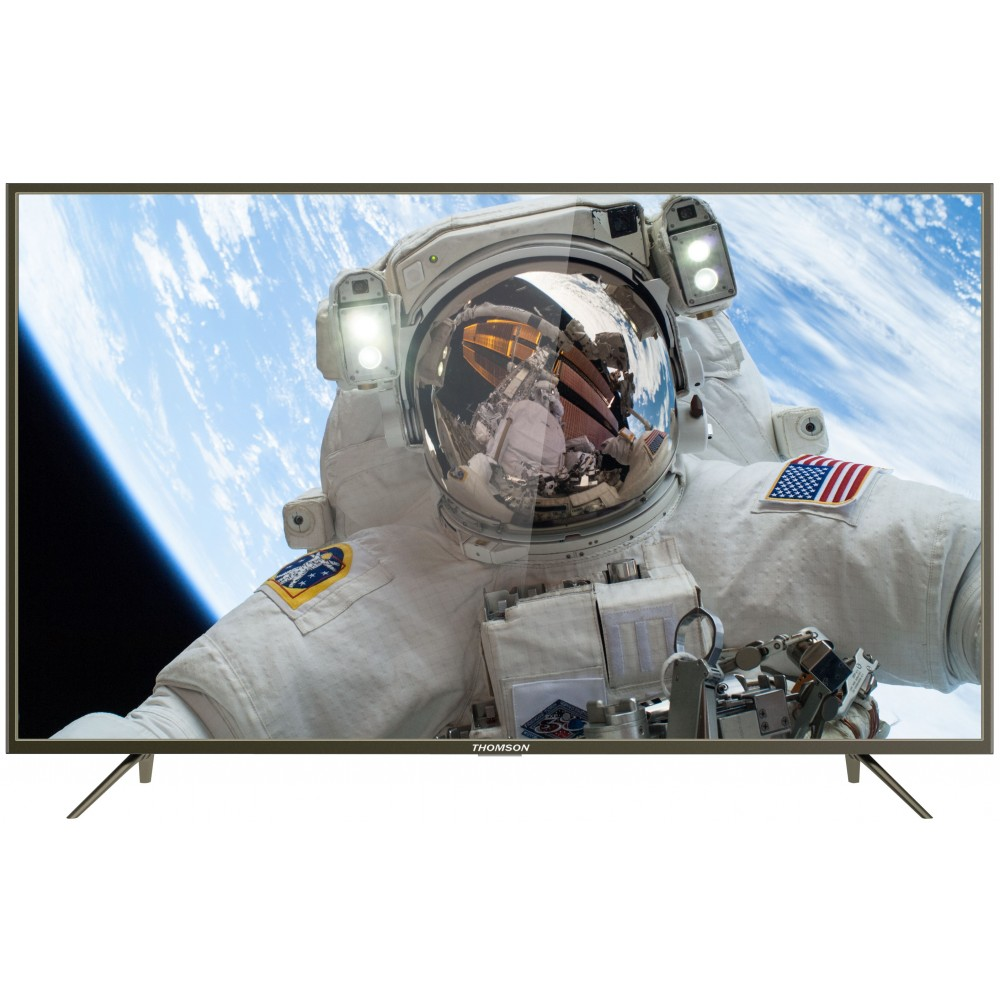 TV 49 Led 4K HDR 1200 Hz Android TV Wifi Thomson 49UC6406 Reacondicionado Grado A