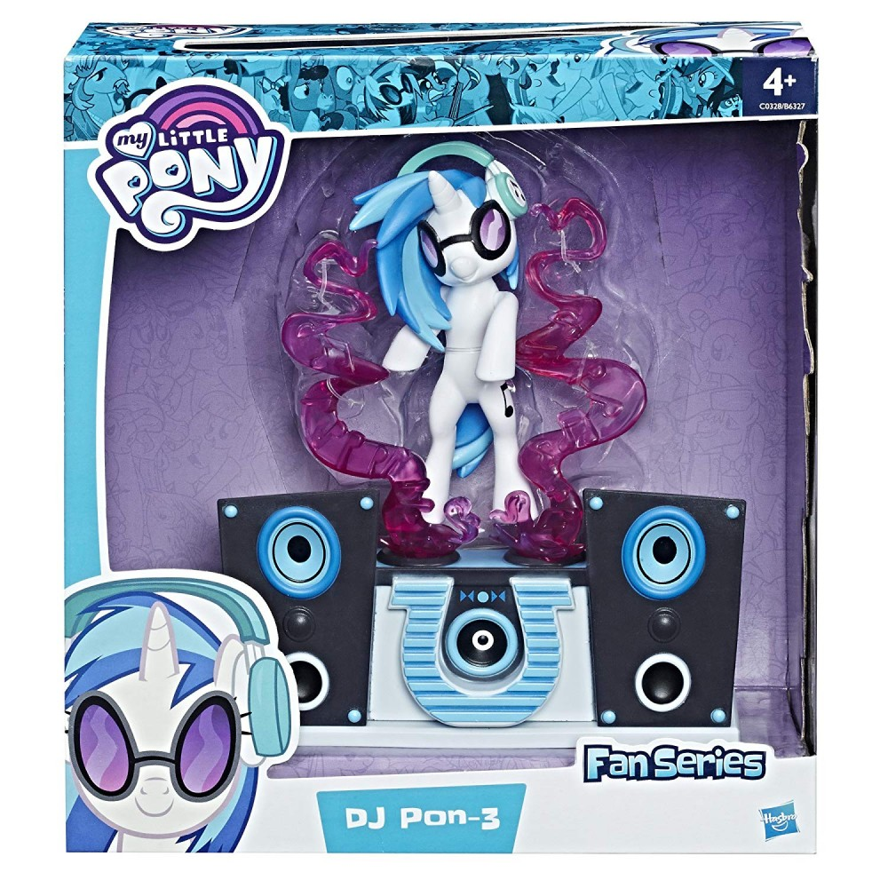 My Little Pony Fan Series DJ Pony...