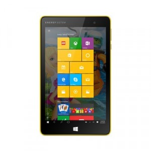 Energy Tablet 8 Windows LEGO® Edition (Intel, IPS 800x1280, Windows Reacondicionado