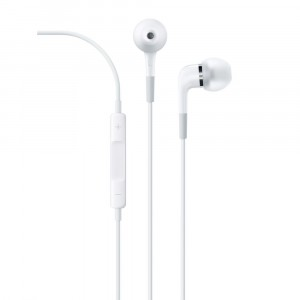 Apple BT-ME186ZM - Auriculares in-ear (control remoto, micrófono)