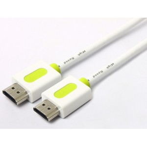 Muvit Cable HDMI 1,5m Macho-Macho Blanco Reacondicionado